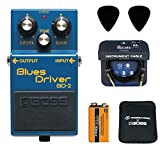 BOSS/BD-2 Blues Driver 【ピック+STS3(ケーブル)+PROCELL+スリーブケースセット】 ボス エフェクター オーバードライブ BD2