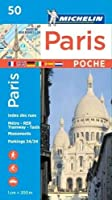 Michelin Paris Pocket Plan Poche 50 (Michelin City Plans)