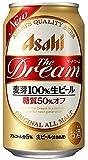アサヒ ザ・ドリーム (350ml×24本)×2ケース