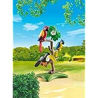PLAYMOBIL 6653 Parrots and toucan by PLAYMOBIL [並行輸入品]
