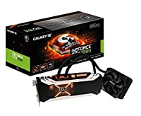 Gigabyte GeForce GTX 1080 XTREME Gaming Water Cooling Video Card (GV-N1080XTREME W-8GD) by Gigabyte