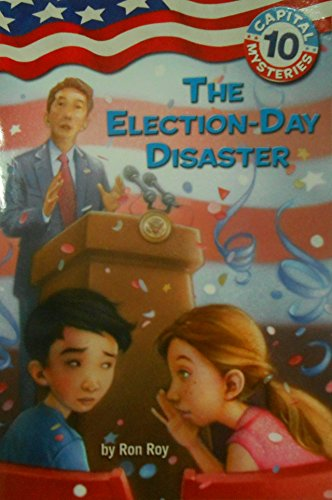 Capital Mysteries #10: The Election-Day Disasterの詳細を見る