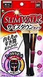 スリムウォーク サイズダウンタイツ M-Lサイズ ブラック(SLIMWALK, compression Tights, Size down type,ML)
