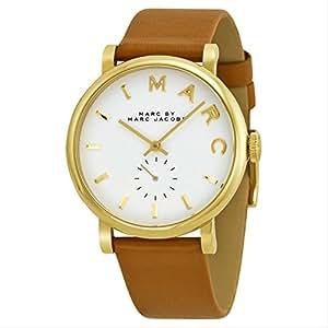 [マークバイマークジェイコブス]Marc by Marc Jacobs 腕時計 Brown Leather Strap Watch MBM1316 レディース 【並行輸入品】