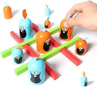 Gobblet Gobblers ボードゲームチェス家族 ファミリーゲーム