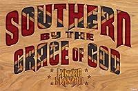 Lynyrd Skynyrd ポスター Southern by The Grace of God 24インチ x 36インチ p1130 24x36 Print マルチカラー p1130
