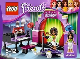 LEGO レゴ フレンズ  ミュージックショー 3932