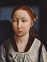 Lais Puzzle Juan de Flandes - 若い女の子の肖像画(Johanna the Mad?) 100 部