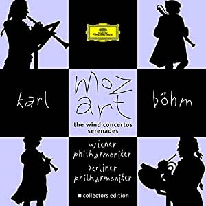 Wind Concertos & Serenades