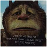 Where Wild Things Are Motion Picture Soundtrack 画像
