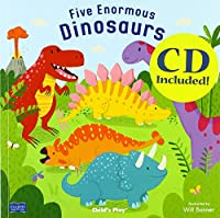 Five Enormous Dinosaurs (Classic Books With Holes)