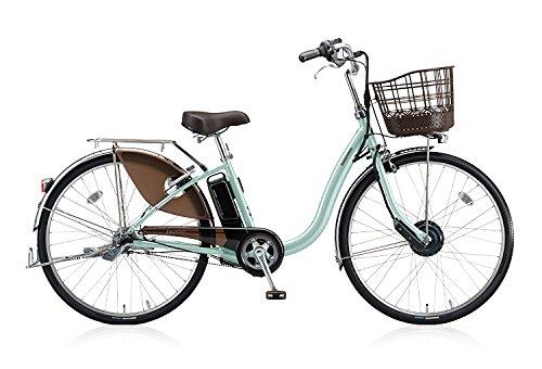 ブリヂストン(BRIDGESTONE) フロンティア F6AB27 P.Xオパールミント 26インチ 電動アシスト自転車