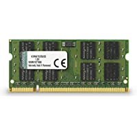 キングストン Kingston ノート PCメモリ DDR2-667(PC2-5300) 2GB Non-ECC CL5 SODIMM 200pin KVR667D2S5/2G 永久保証