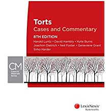 Torts: Cases and Commentary, 8th edition