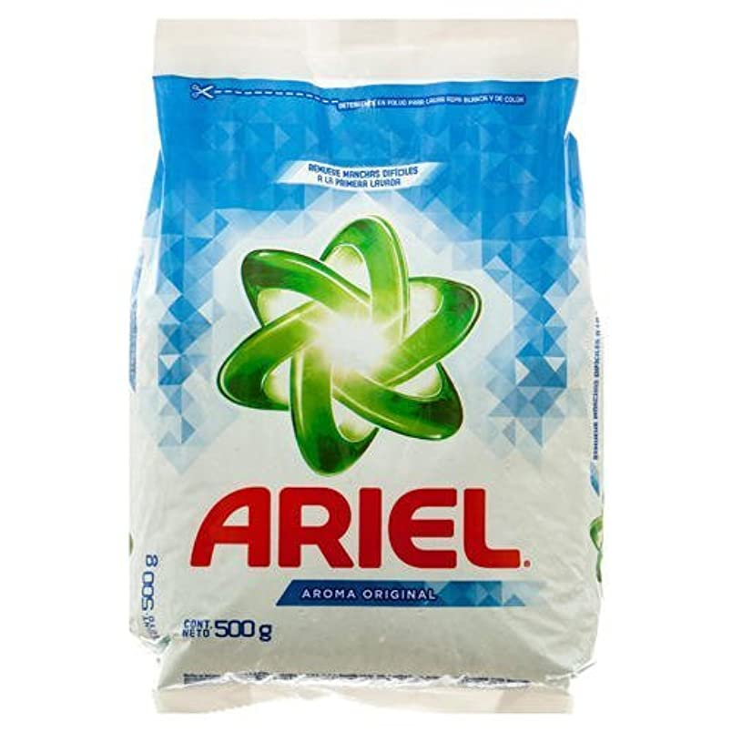 オピエート忠実ファントムアリエルランドリーパウダー洗剤500 gアロマOriginal 3 - Pack