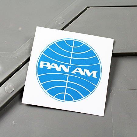 ステッカー パンナム PAN AM パンアメリカン航空_SC-MS059-FEE