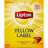Lipton Yellow Label Tea, 100 x 2g