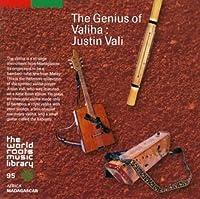 Genius Of Valiha by JUSTIN VALI (2008-07-09)