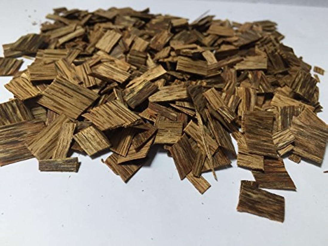パズル不合格簡略化するoudwoodvietnam. Com元Natural Wild Agarwood OudチップGrade A + | 60グラムお香アロマ