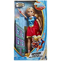 DC Super Hero Girls Supergirl Action Pose Doll [並行輸入品]