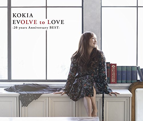 KOKIA – EVOLVE to LOVE -20 years Anniversary BEST- [FLAC + MP3 320 / CD] [2018.02.21]