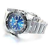 [セイコーウォッチ] 腕時計 プロスペックス PROSPEX(プロスペックス) メカニカル(自動巻付き) Save the Oceanシリーズ モンスター MONSTER ダイバーズウオッチ SBDY045 メンズ シルバー