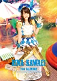 (壁掛)AKB48 川栄李奈 カレンダー 2014年