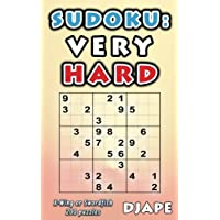 Sudoku: Very Hard: X-Wing or Swordfish 200 puzzles