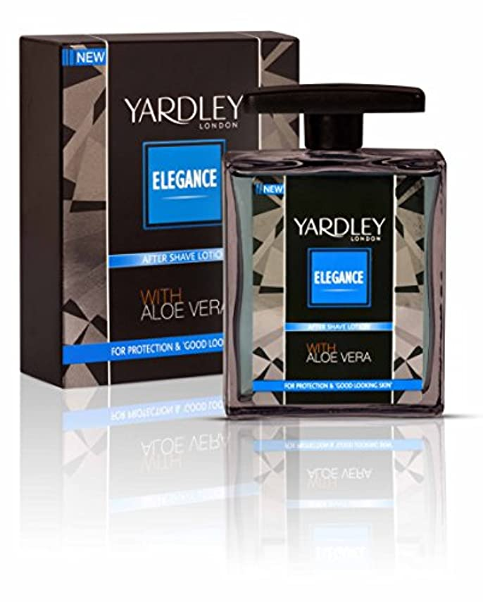 後悔ピストルロープYardley London After Shave Lotion Elegance 100ml by Yardley