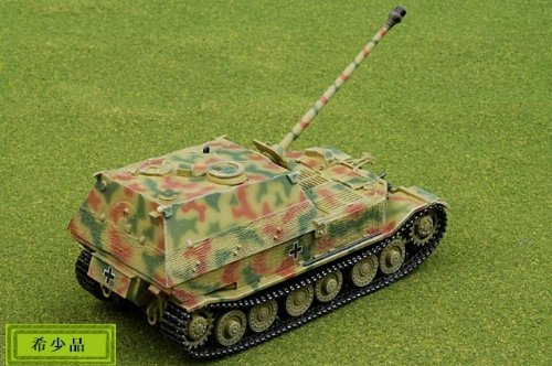 1:72 ドラゴン モデル 1:72 Armor Value シリーズ 62014 Porsche Sd.Kfz.184 Elefant ディスプレイ モデル German Army sPzJgAbt