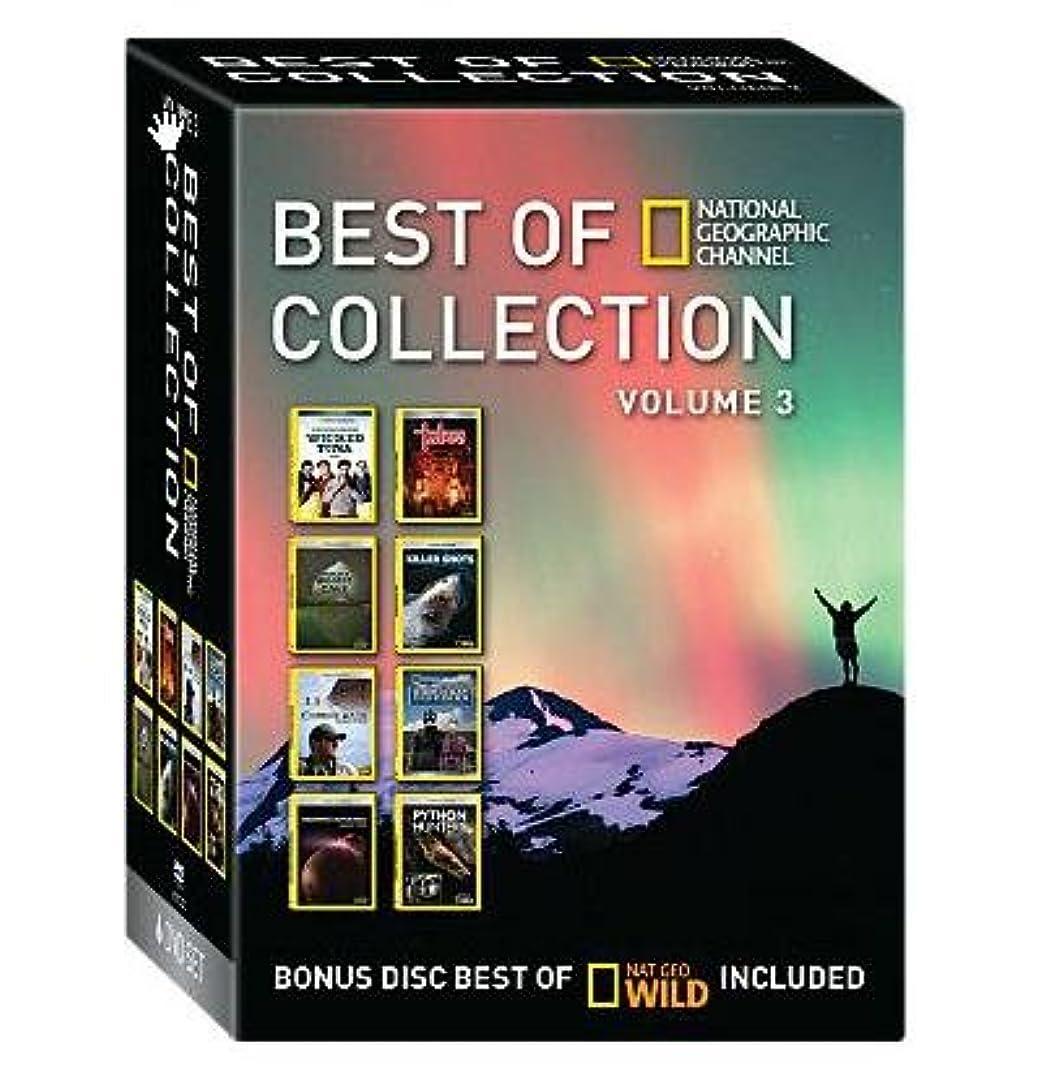 周囲生産性ライナーBest of National Geographic Channel 6-DVD Collection, Volume 3 ナショナル?ジオグラフィック 【並行輸入品】