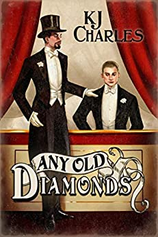 Any Old Diamonds (Lilywhite Boys Book 1) by [Charles, KJ]