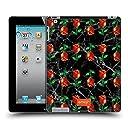 オフィシャル Emoji マーブル ローズ トレンド ハードバックケース iPad 2 (2011)