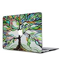 "onkuey Macbook Air 11インチケース芸術的パターンゴムコーティングPCハード保護ケースfor MacBook Air 11インチモデルa1465and a1370 MacBook Air 11""(A1465/A1370)"