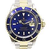 ロレックス ROLEX サブマリーナ デイト 青サブ 16613LB S番/93年頃製 腕時計 SS/YG メンズ 自動巻き ブルー文字盤 [中古]
