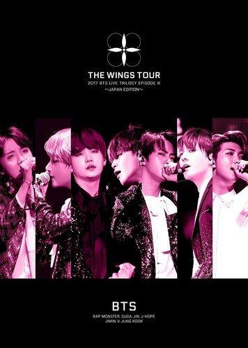 防弾少年団 2017  BTS  LIVE  TRILOGY  EPISODE  III  THE  WINGS  TOUR ~JAPAN EDITION~(初回限定盤)[Blu-ray]