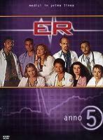 E.R. - Medici In Prima Linea - Stagione 05 (3 Dvd) [Italian Edition]