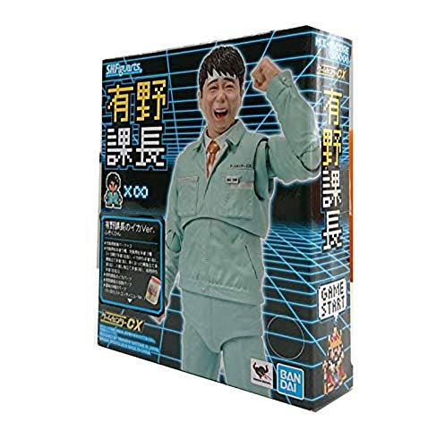 S.H.Figuarts ゲームセンターCX 有野課長(有野課長のイカVer.)