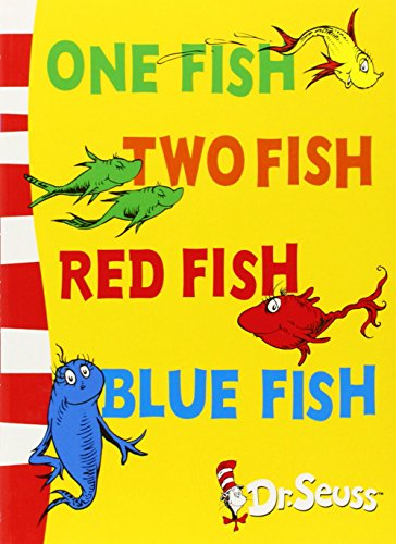 One Fish, Two Fish, Red Fish, Blue Fish (Dr. Seuss - Blue Back Book)の詳細を見る