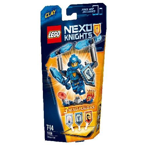 レゴ (LEGO) ネックスナイツ シールドセット クレイ 70330