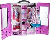 Barbie バービー ファッショニスタ クローゼット Fashionistas Ultimate Closet (マゼンダ) [並行輸入品]