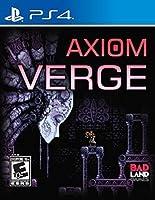 Axiom Verge (輸入版:北米) - PS4