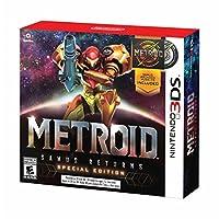 Metroid Samus Returns Special Edition Nintendo 3DS メトロイドサムスンリターンスペシャルエディション任天堂3DS英語北米版 [並行輸入品]