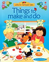 Farmyard Tales Things To Make And Do (Activity Books)
