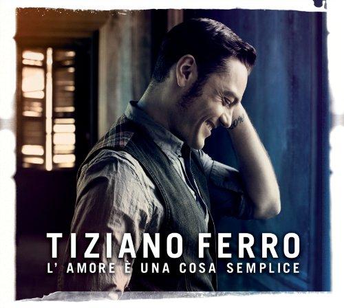 L'amore E Una Cosa Semplice [CD, Import, From US] / Tiziano Ferro (CD - 2011)