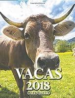 Vacas 2018 Calendario (Edición España)
