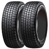 【2本セット】 15インチ スタッドレスタイヤ ダンロップ(Dunlop) WINTER MAXX 01(ウインターマックス ゼロワン) 185/60R15 84Q