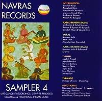 Navras Records Sampler 4