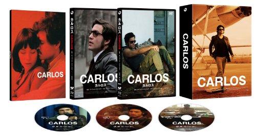 カルロス [DVD]の詳細を見る