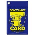 ポプテピピック 竹書房カード持ってないよ パスケース
